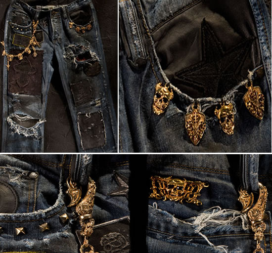 Worlds most expensive blue jeans « spydersden