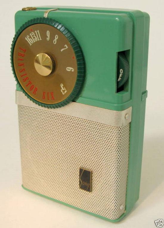 Transistor Radios  U00ab Spydersden