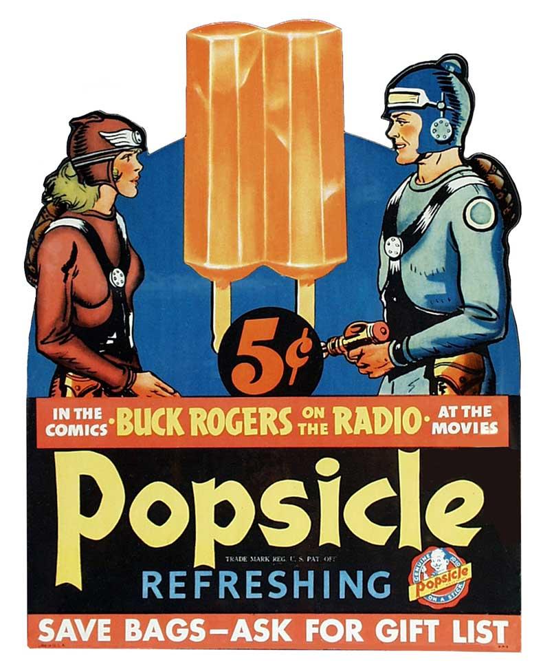 Popsicles Spydersden