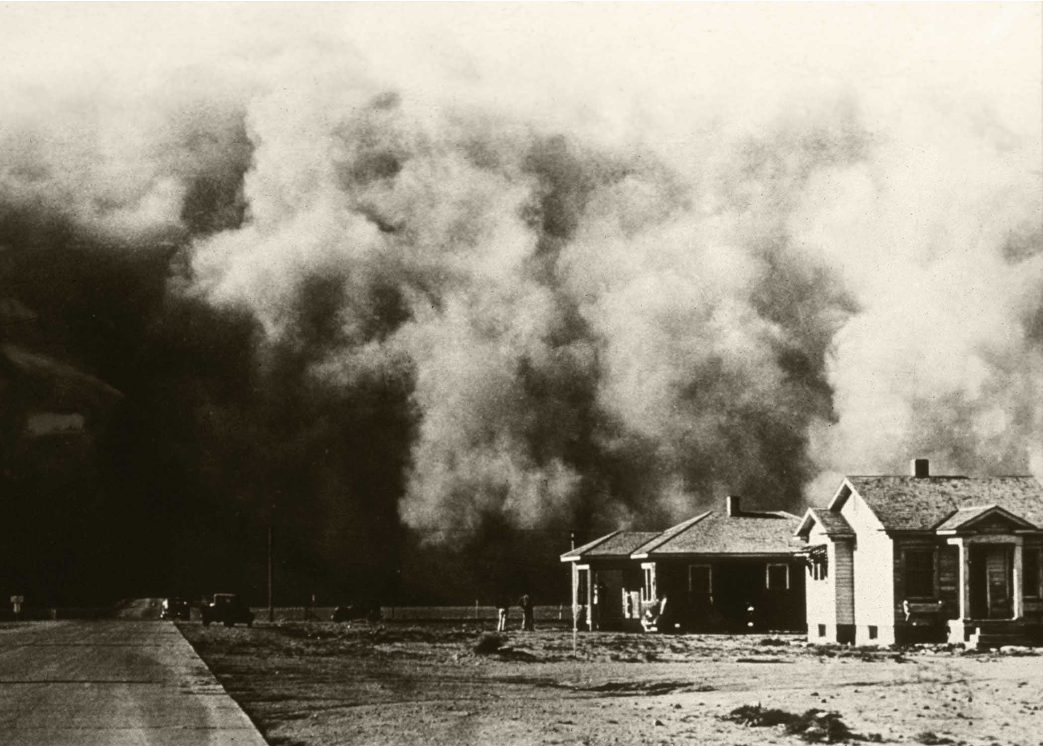 the dust bowl We provide a new and more complete analysis of the origins of the dust bowl of  the 1930s, one of the most severe environmental crises in north america in the.