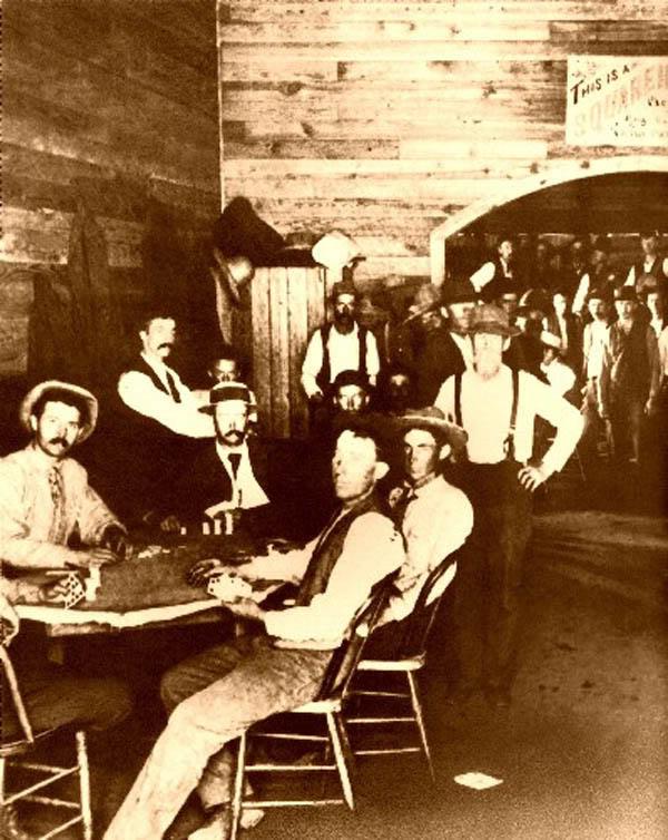 Old Fashioned Arcade Texas