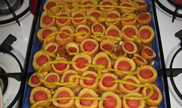 Spaghetti In A Hot Dog Bun Genre