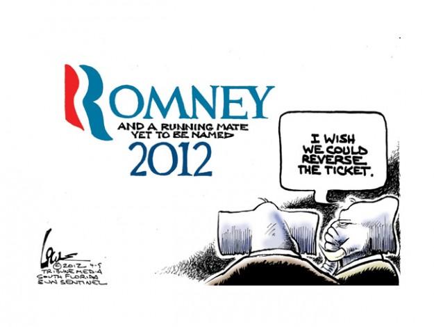 Political Cartoon « Spydersden