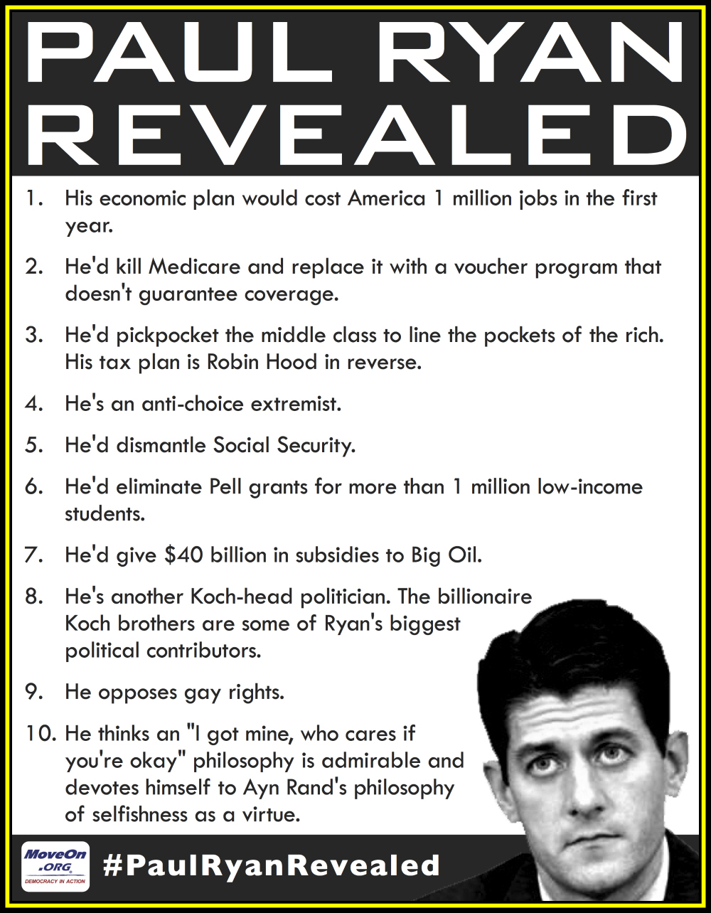 Paul Ryan Revealed « spydersden