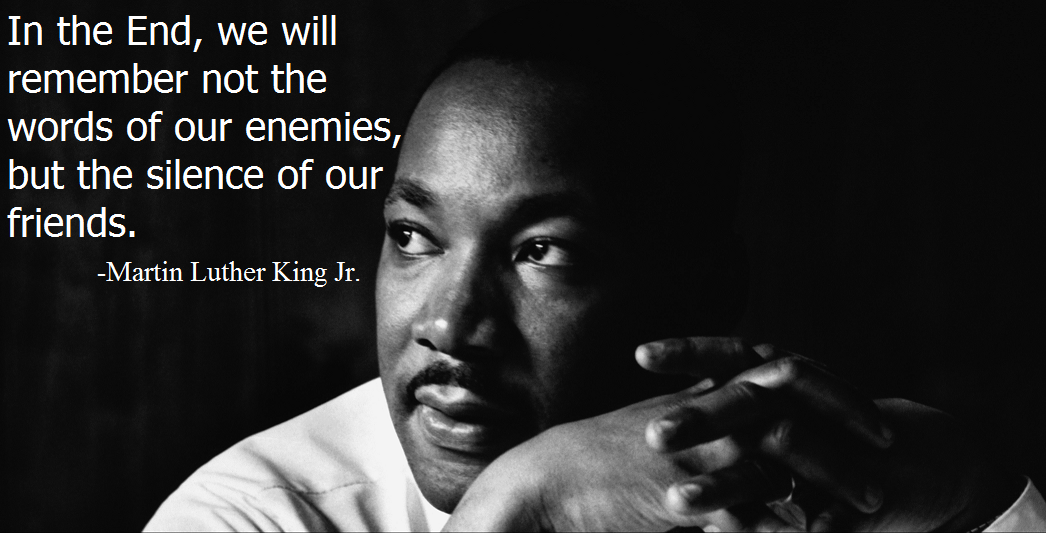 Martin Luther King Quote « spydersden
