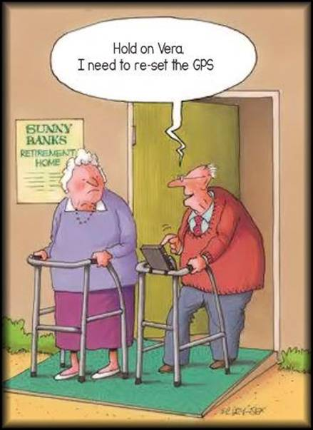 humor elderly