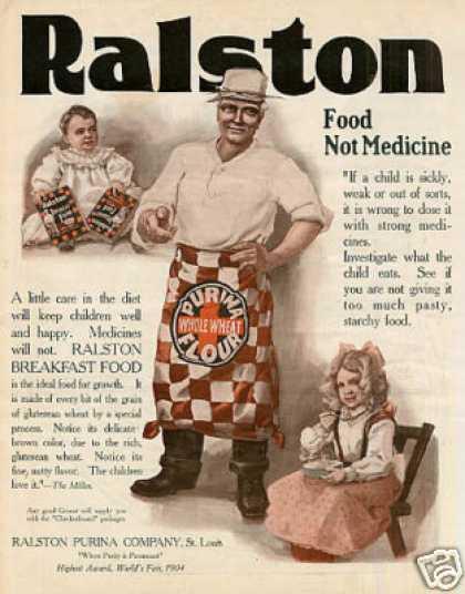 Turn of the Century Vintage Food Ads « spydersden