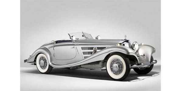 1936-Mercedes-540K