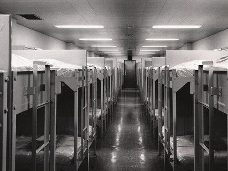 Bunker dormitory