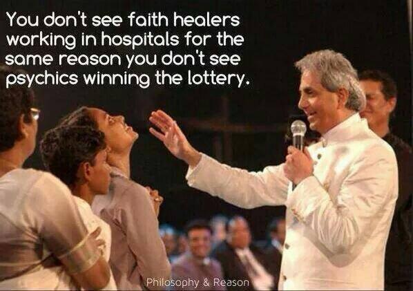 faith-healers