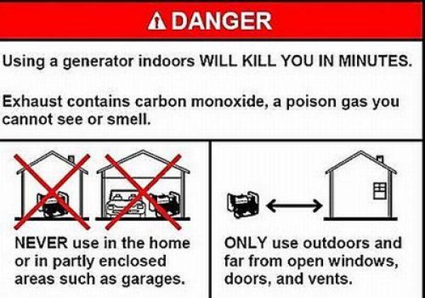 warning generator