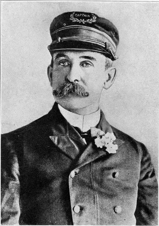 Captain Van Schaick