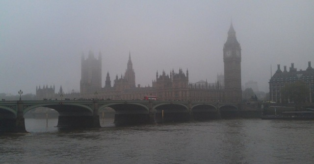 fog of London