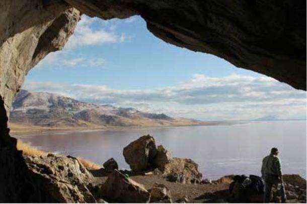 View from Promontory cave